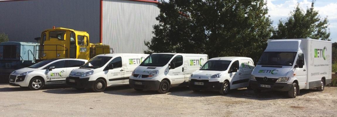 Etic Flexibles - Dépannage sur Site et en Atelier